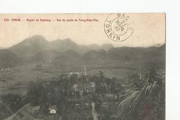 Tonkin Region De Caobang Vue Du Poste De Trung Khan Phu - Viêt-Nam