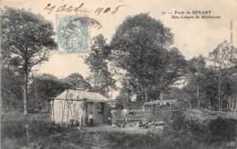 91 - Essonne / Forêt De Sénart - 911841 - Une Cabane De Bûcherons - Autres Communes