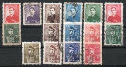 Irán. 1951-52. Riza Palavi. - Iran