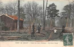 91 - Essonne / Forêt De Sénart - 911848 - Carrefour Royal - France