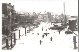 Dordrecht - Spuihaven Vanaf Sluisbrug 1940 (AK3205) - Dordrecht