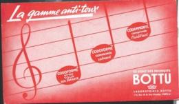 La Gamme Anti Toux , Ce Sont Des Produits Bottu , Laboratoire 115 Rue Des Champs , Paris 6   - Ln31001 - Droguerías