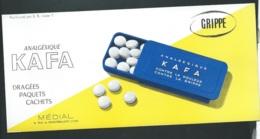Analgésique Kafa  - Grippe - Médial , 8 Rue De Montbrillant Lyon    - Ln31003 - Droguerías