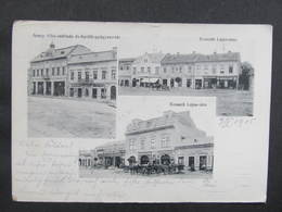 AK NAGYMIHALY Michalovce Kosice 1915 //  D*36794 - Slowakei