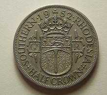 Southern Rhodesia 1/2 Crown 1952 - Rhodésie