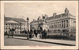 BRUXELLES : Place Des Martyrs - Monuments, édifices