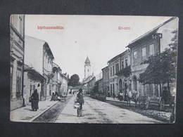 AK LIPTOSZENTMIKLOS Liptovsky Mikulas Ca.1910//  D*36800 - Eslovaquia