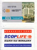 GREECE - Scoplife 0102, Tirage 50000, 05/93, Mint - Greece