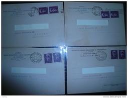 Torino 1946 N.4  Avvisi Università (coppia 50 Cent), Interessanti!!!! - Education, Schools And Universities