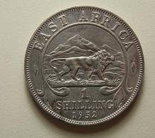 East Africa 1 Shilling 1952 - Colonie Britannique
