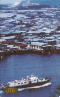 BRUNEI(Autelca) - View Of Kampong Ayer, Used - Brunei