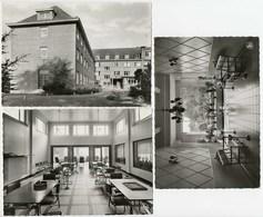 Sleidinge -Geneeskundig Instituut St-Jozef - 6 Kaarten [358] - Cartes Postales