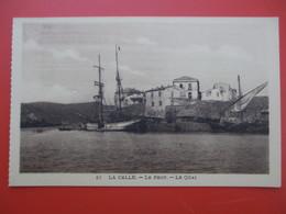 Agérie - LA CALLE - Le Port - Le Quai - TBE - Autres Villes