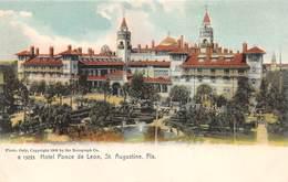 A-19-2511 : SAINT AUGUSTINE.  HOTEL PONCE DE LEON. - St Augustine