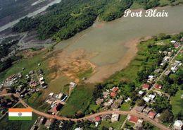 1 AK Andamanen Und Nikobaren * Port Blair Capital City * Die Stadt Liegt Auf Der Insel South Andaman * Indischer Ozean - Indien