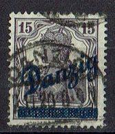 Danzig 1920 // Mi. 22 O - Danzig