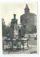 Château D'Herchies Donjon Et Puits Du Vieux Château - Jurbise