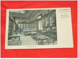 Bruxelles - Louis Pouthier, Produits Alimentaires à La Marque Félix Potin , Five O'Clock Tea - 1904 - - Petits Métiers