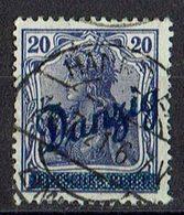 Danzig 1920 // Mi. 23 O - Danzig