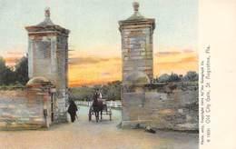 A-19-2520 : SAINT AUGUSTINE.  OLD CITY GATE. - St Augustine