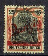 Danzig 1920 // Mi. 24 O - Danzig