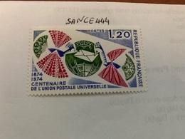 France UPU Centenary 1974 Mnh - France
