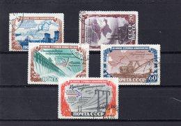 URSS 1951 O - Oblitérés