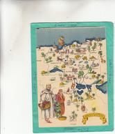 ALGERIE CONSTANTINE  CARTE ( Departements  DOM TOM Colonies Francaises ) - Cartes Géographiques