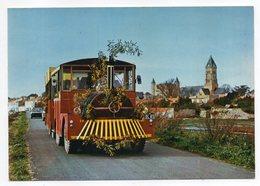 NOIRMOUTIER --Le Petit Train - Noirmoutier