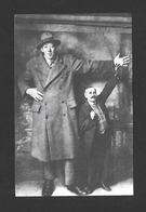 HUMOUR - INSOLITE - LE GÉANT FERDINAND CONTAT DIT SAVOYARD NÉ EN 1902 - Humour
