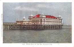 A-19-2531 :  MUSIC HALL ON THE SEA.  ATLANTIC CITY. - Atlantic City