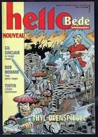 """HELLO Bédé N° 21 -  Année 1991 - Couverture """" THYL ULENSPIEGEL """" De W. VANDERSTEEN. - Magazines"""