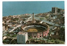 TOROS -  Plaza De Toros  - MALAGA Escrita Con Sello Nº 16 - Corridas
