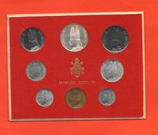 Vaticano Serie 1966  Paolo VI Anno IV° Vatikan State Set Completo - Vatican