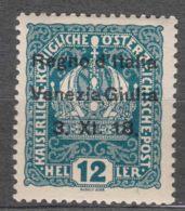 Italy Venezia Giulia 1918 Sassone#5 Mint Hinged - Venezia Giulia