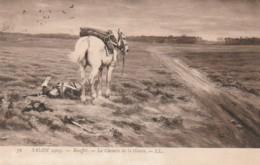 *** Art Peinture  ** Salon De Paris  1905  ***  Rouffet Le Chemin De La Gloire   Neuve  Excellent état - Malerei & Gemälde