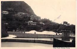 Asia Asie - CHINA Chine ( HONG KONG ) : The Peak - CPSM Photo Noir Blanc Format CPA - - Chine (Hong Kong)