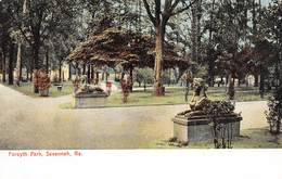 A-19-2556 :  SAVANNAH. FORSYTH PARK - Savannah