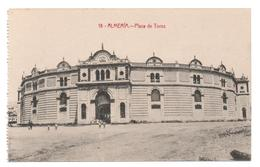TOROS -  PLAZA DE TOROS -  Antigua  - ALMERIA - Corridas