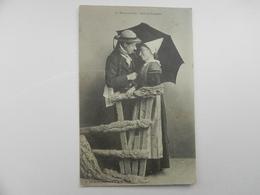 Le Maraichinage ,sous Le Parapluie - Personnages