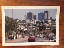 Cote D'Ivoire - Le Quartier Adjame -  Photo Maurice ASCANI - Côte-d'Ivoire