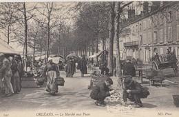 ORLEANS: Le Marché Aux Puces - Orleans