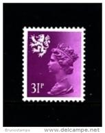 GREAT BRITAIN - 1984  SCOTLAND  31 P.  MINT NH  SG  S51 - Regionali