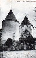 LES AVENIERES  Château D'Evieu - France