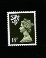 GREAT BRITAIN - 1987  SCOTLAND  18 P.  MINT NH   SG  S59 - Regionali