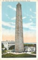 CPA Charlestown-Bunker Hill Monument                  L2789 - Etats-Unis