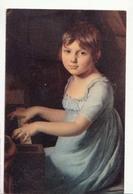 CPA Peinture - David - Portrait De Famille : Achat Immédiat - Malerei & Gemälde