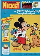 Rare Journal De Mickey N°1121 - Journal De Mickey