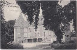 21. LES MAILLYS. Le Château - France