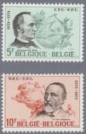 1974 Nr 1729-30** Postfris Zonder Scharnier,Eeuwfeest Van De W.P.U. - Belgique